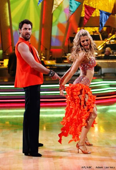 Erin and Maksim