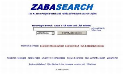 Zabasearch-com-homepage