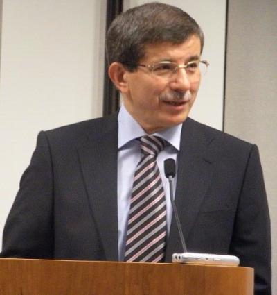 Ahmet Davutoglu