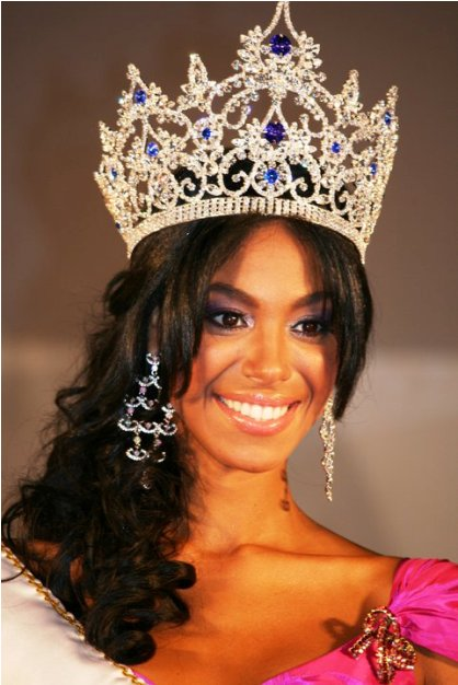 Miss Jamaica 2010 Yendi
